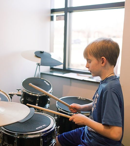 Drum Lessons | Omaha School of Music and Dance