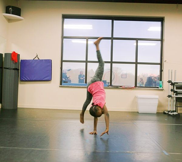 Tumbling Class | Omaha School of Music and Dance