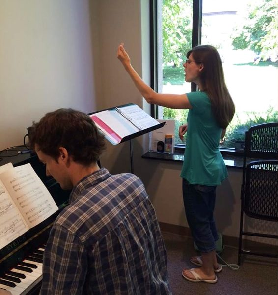 Voice Lessons | Omaha School of Music and Dance