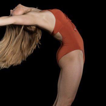 ballet dancer backbone of dance