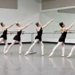 technique from ballet, ballet dancers
