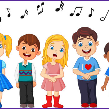 Importance of Voice Lessons | Cartoon Kids Singing