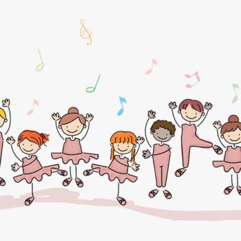 Online Dance Classes | Kids dancing cartoon
