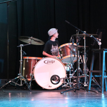 benefits of playing the drums