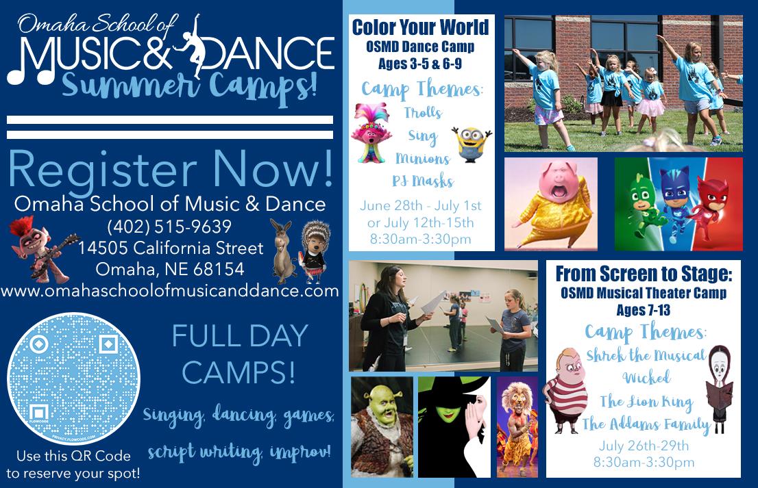 Summer Dance Camp | OSMD